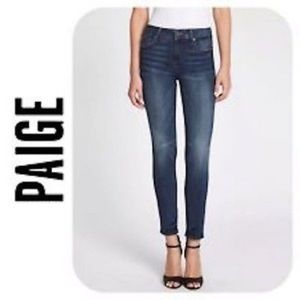 ❤️ MUST HAVE Paige Verdugo Crop Jeans